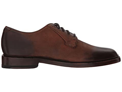 Smooth Frye Pull Oxford Up Redwood Jones vcfgHq0