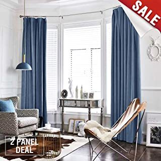 Best long curtains 96 Reviews