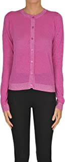 ALYKI Luxury Fashion Womens MCGLMGC0000C7031E Purple Cardigan | Season Outlet