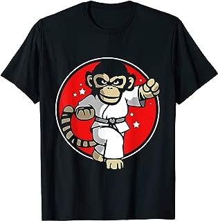 Best karate monkey t shirt Reviews