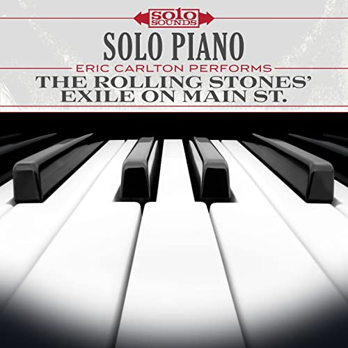 Solo Piano: Rolling Stones' Exile on Main St.
