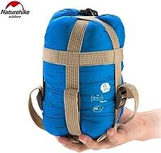 Naturehike NH15S003-D Mini Ultralight Sleeping Bag, Sky Blue