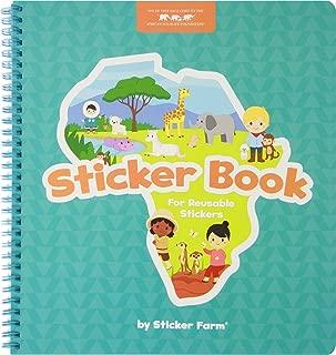 Best sticker farm sticker book Reviews