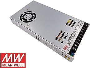 MeanWell Fuente de alimentacion 320W 12V 26.7A Enclosed RSP-320-12 Power Supply AC/DC