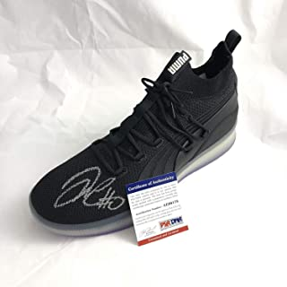 DeMarcus Cousins Autographed Signed PUMA shoe PSA/DNA Warriors Memorabilia Sneaker
