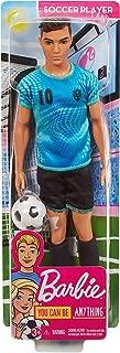 Barbie Careers Ken Soccer Player Doll