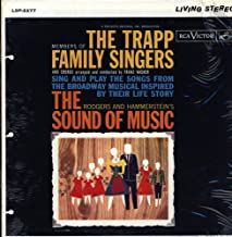 The Trapp Family Singers And Chorus - The Sound Of Music - RCA Victor - LSP-2277 NM/NM LP