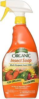 Espoma EOIS24 Organic Insect Soap, White