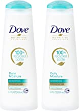 Dove Nutritive Solutions Moisturizing Shampoo for Normal to Dry Hair Daily Moisture Formulated with Pro-Moisture Complex f...