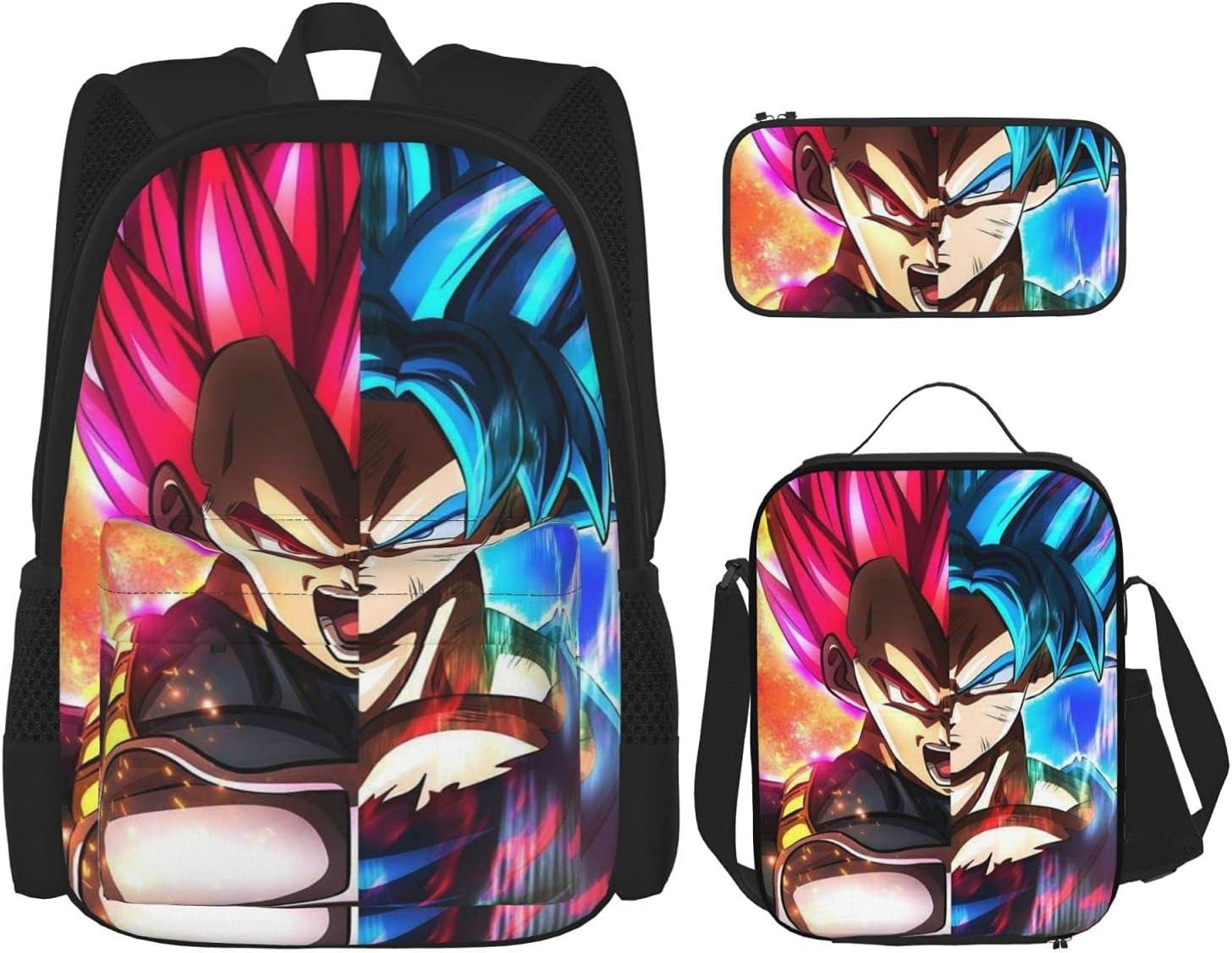 New item Dragon Ball Z Shoulder Bag Dealing full price reduction Ca Messenger Lunch Set Pencil