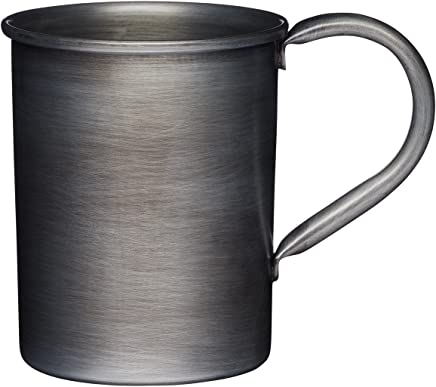 Preisvergleich für KitchenCraft INDGALVMUG Tasse metallisch