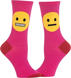 HOTSOX Kids Smiley Socks 1 Pair, Kids 9-11
