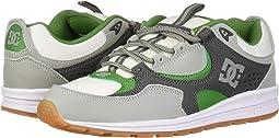Grey/White/Green