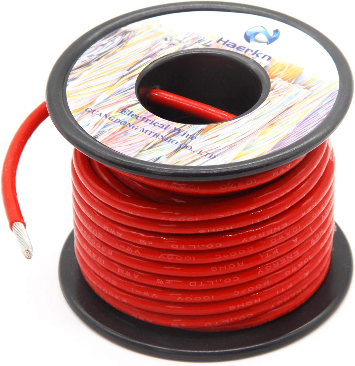 220PCS Wire Thermorétractables Waterproof Connecteurs 22-10 AWG Marine Auto