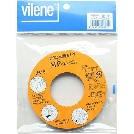 バイリーン アイロン両面接着テープ MFテープ 5mm×25m巻 FMF5