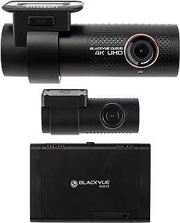 BlackVue DR900X-2CH with 32GB microSD Card + CM100 LTE | 4K Cloud Dashcam | External 4G LTE Module | Cloud Connectivity