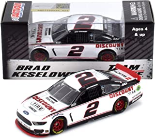 Lionel Racing Brad Keselowski #2 Tire Companies 2019 Ford Mustang NASCAR Diecast 1:64 Scale