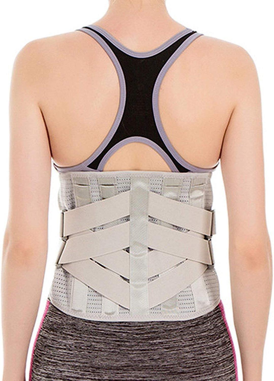 I NeedYou Newest Design Support Bar Belt Orthopedic Posture Corrector Brace Waist Trimmer Belt Lower Back Belt