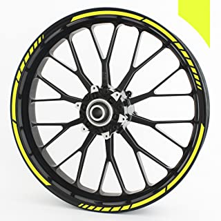 Wandkings GP wheel rim sticker for 15