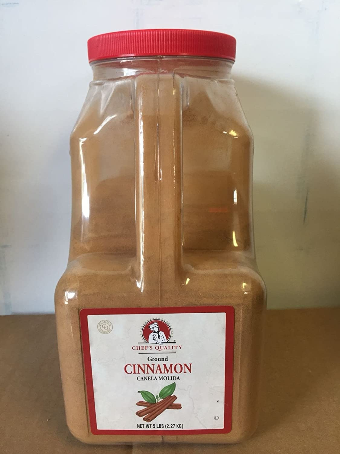 70% OFF Outlet Chef's Quality Cinnamon At the price of surprise Ground Ounce 80