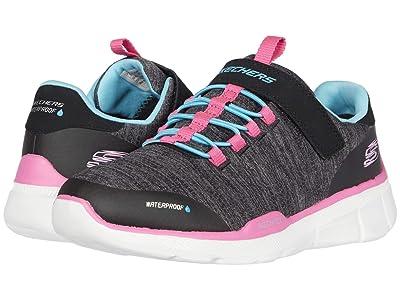 SKECHERS KIDS Sport Equalizer 3.0 Mbrace 80469L (Little Kid/Big Kid) (Black/Turquoise) Girl
