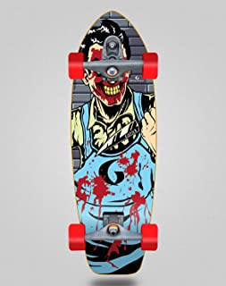 Glutier Surfskate with T12 Surf Skate Trucks Chico...