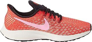 Women's Air Zoom Pegasus 35 Ember Glow/Pshchic Pink/Oil Grey/Crimson Tint Mesh Running Shoes 6 M US
