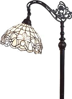 Amora Lighting Tiffany Style Floor Lamp Arched 62