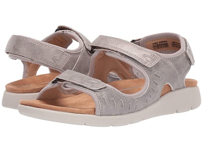 Rockport  Eileen Three Strap (Sand) Womens Shoes