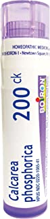 Sponsored Ad - Boiron Calcarea Phosphorica 200C, 80 Pellets, Homeopathic Medicine for Growing Pains