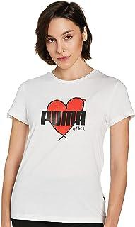 PUMA Women's Heart T-Shirt