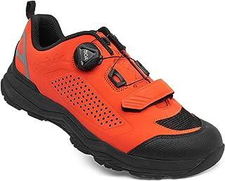 Spiuk Sportline Amara Cycling Shoe, Unisex, Adults, Scarlet, 40