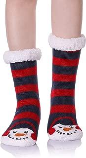 Best fuzzy snowman socks Reviews