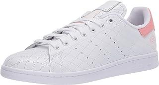 adidas Originals Stan Smith, Sport Femme, Chaussures White Glory Pink, 38 EU