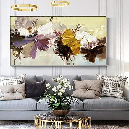 Amazon.it: quadri moderni su tela da soggiorno - Materiali per hobby ...