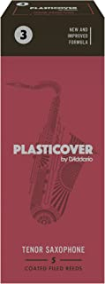 Rico Plasticover Tenor Sax Reeds, Strength 3.0, 5-pack