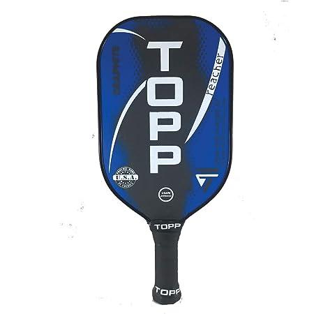 Topp Pickleball Paddle Reacher Graphite Blade