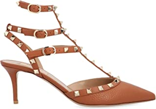 VALENTINO Luxury Fashion Womens SW0S0375VCEHG5 Brown Pumps | Fall Winter 19