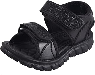 HOT DOG HD-6201 Children EVA Fashion Sandal for Boys and Girls - Black