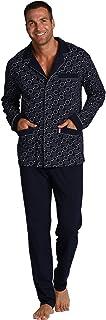 Forex Lingerie pigiama da uomo, 100% cotone, pigiama, vestito da casa con un bel design.