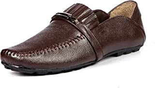BXXY Genuine Leather Designer Loafers