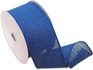 Best blue burlap ribbon Reviews