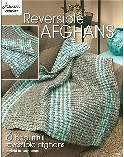 Annies Reversible Afghans Bk