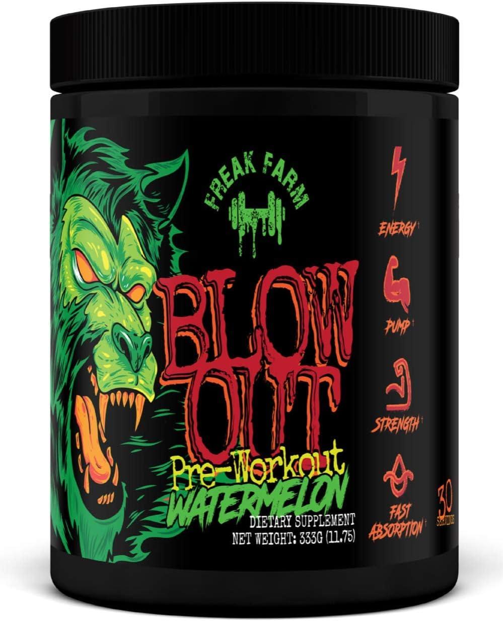 Outlet sale feature Blowout Pre-Workout Watermelon Long Focus Max 81% OFF Energy Pum Lasting