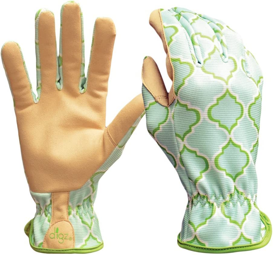 Digz Planter Pro Women's Gardening Selling and selling Work Oakland Mall Gloves with T