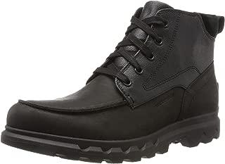 Men's Portzman Moc Toe Ankle Boot