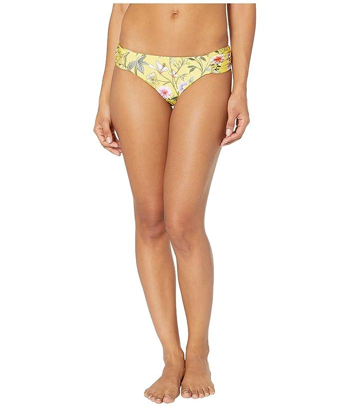 Lucky Brand Cruisin Coronado Reversible Side Shirred Pant Bottoms (Multi) Women