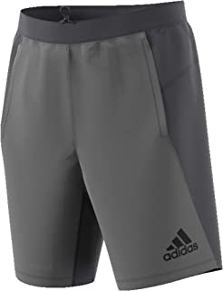 Adidas Men's 4KRFT Woven 10-inch Shorts, Grey (Grey Four F17/grey Six), Small DU1586