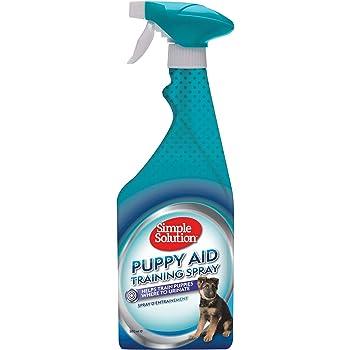 Simple Solution Puppy Training Aid Spray 500 Ml Amazon Co Uk Pet Supplies