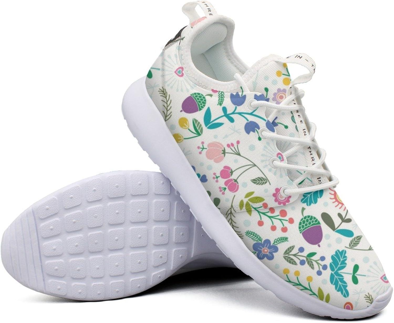 Pretty Women Hello Spring colorful Net Unique Fashion Running shoes